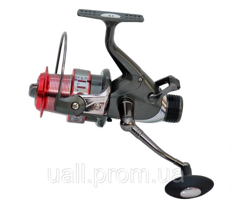 Котушка Bratfishing COYOTE 3000 BAITRUNNER RD / 3+1 BB + graphite spool