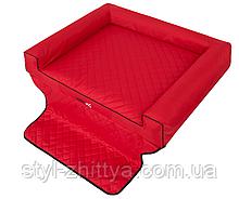 Лежанка в багажник 3XL для собаки 110х100 см