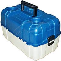 Ящик Aquatech 6 полиць (на 2 сторони) 2706