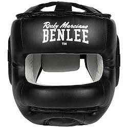 Шлем для бокса Benlee FACESAVER L/XL /черный