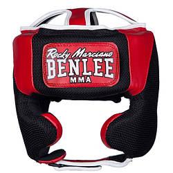 Шлем для бокса Benlee HARDHEAD S/M /черный