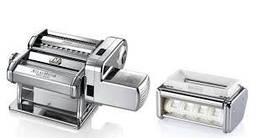 Электрическая тестораскатка-лапшерезка и пельменница Marcato Atlas 150 raviolini machine