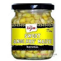 Кукурудза Carp Zoom Sweet Angler's Maize, 220ml (125g) Natural Натуральна