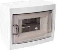 Бокс наружный 4-8 автомата (модуля) BYLECTRICA