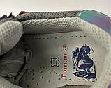 Кросівки дитячі на хлопчика Tom.M 7175B темно-сині. 22-27 розміри, фото 5