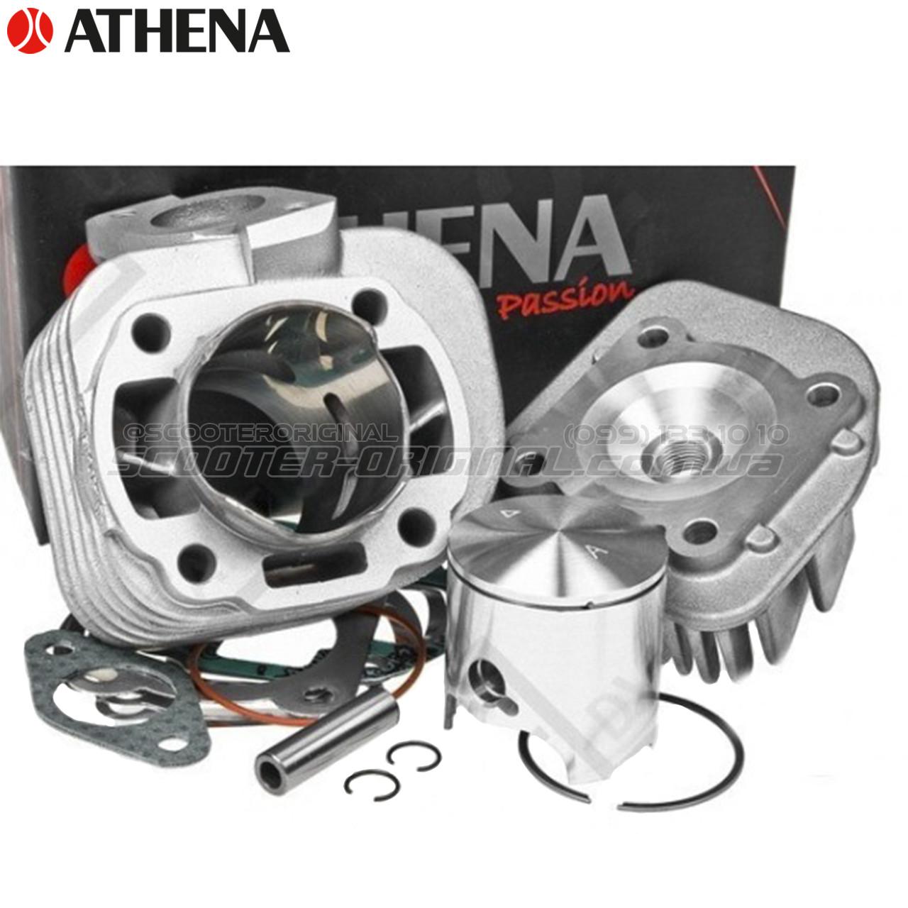 ЦПГ ATHENA SPORT 70cc Minarelli Horizontal AIR (Yamaha) палец Ø 10 мм