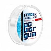Feeder Gum Carp Zoom Power, 0,60mm,10m, 4kg (фідерна амортизуюча гума - прозора)
