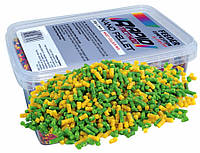 Пелець Carp Zoom Rapid Method Nano Pellet, 1,5mm, 300g, Pineapple-Banana (методний різнокольоровий мікро