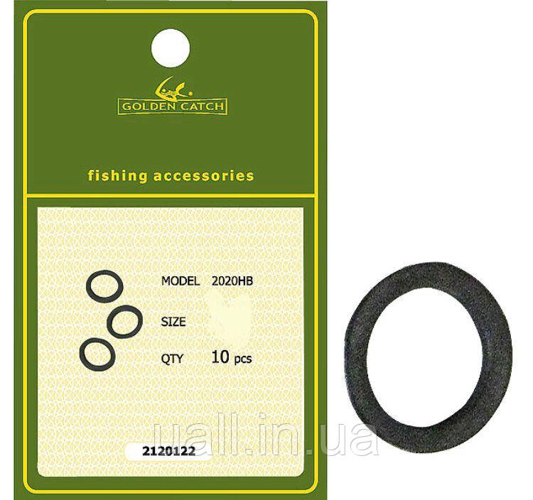Фурнітура GC Кільце GC Round Rig Ring 2020HB №3.1(10шт)