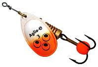 Блешня обертова MEPPS AGLIA E 3 Orange Brite