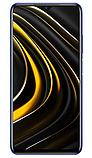 Xiaomi POCO M3 4/128Gb Cool Blue Global Version батарея 6000 мАч 3 камеры, фото 2