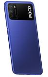 Xiaomi POCO M3 4/128Gb Cool Blue Global Version батарея 6000 мАч 3 камеры, фото 5