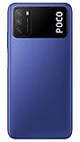 Xiaomi POCO M3 4/128Gb Cool Blue Global Version батарея 6000 мАч 3 камеры, фото 6