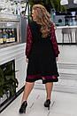 Женское платье Єлла  №3231 от48  до 58 размера, фото 4