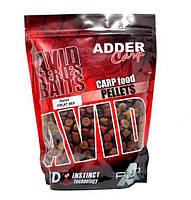 Пелець Adder Carp Pellet Avid Fruit mix 1kg (8mm) (Фруктовий мікс)