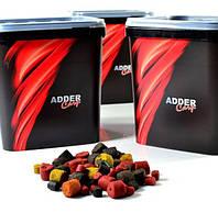 Пелець Adder Carp Pellet Halibut-Krill mix 3 kg відро (8-12-20mm) (Халібут Криль)