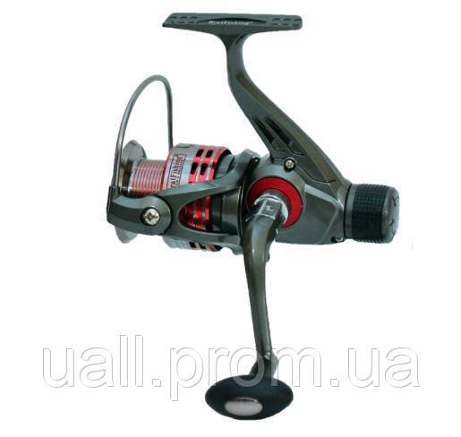 Котушка Bratfishing SHAR PEI 2000 RD / 1 BB + запасна графітова шпуля