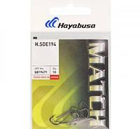 Гачки Hayabusa H.SDE194BN №12(10шт)