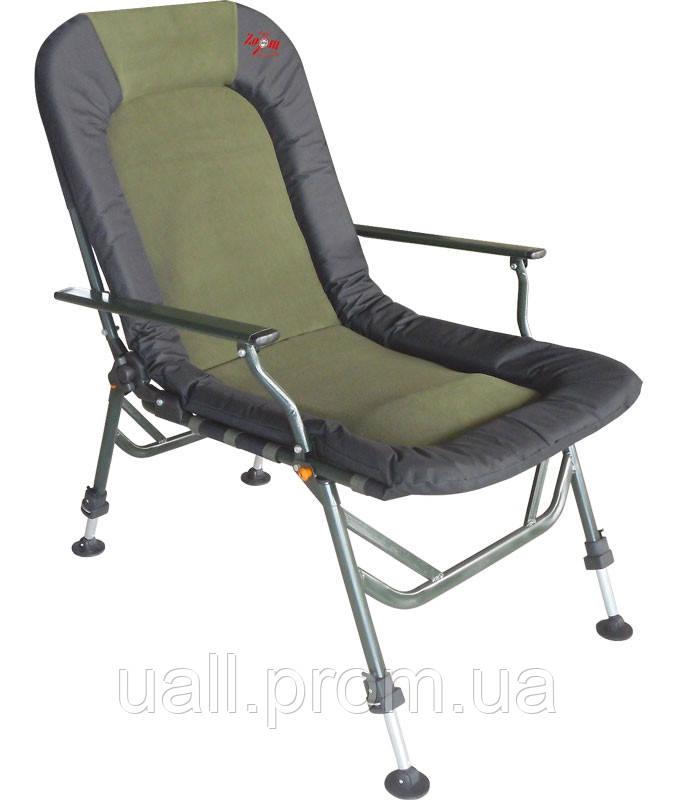 Крісло Carp Zoom Heavy duty 150+ Armchair (60x57x49/110) до 150 кг.