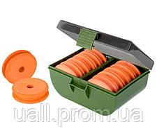 Повідочниця Carp Zoom Chod/Zig Rig Box, 15x10x7 cm CZ9712