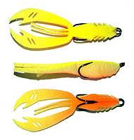 Паралонова приманка Проф Монтаж Рачок 210 Crayfish 4 (2шт.)
