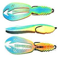 Паралонова приманка Проф Монтаж Рачок 211 Crayfish 4 (2шт.)