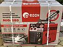 Инвенторный сварочный полуавтомат EDON MIG 280, фото 9