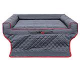 Матрас-лежак в багажник L для песика 90х70 см, фото 6