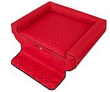 Матрас-лежак в багажник L для песика 90х70 см, фото 7