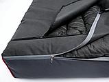 Матрас-лежак в багажник L для песика 90х70 см, фото 2
