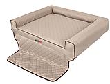 Матрас-лежак в багажник L для песика 90х70 см, фото 5