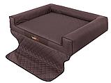 Матрас-лежак в багажник L для песика 90х70 см, фото 10