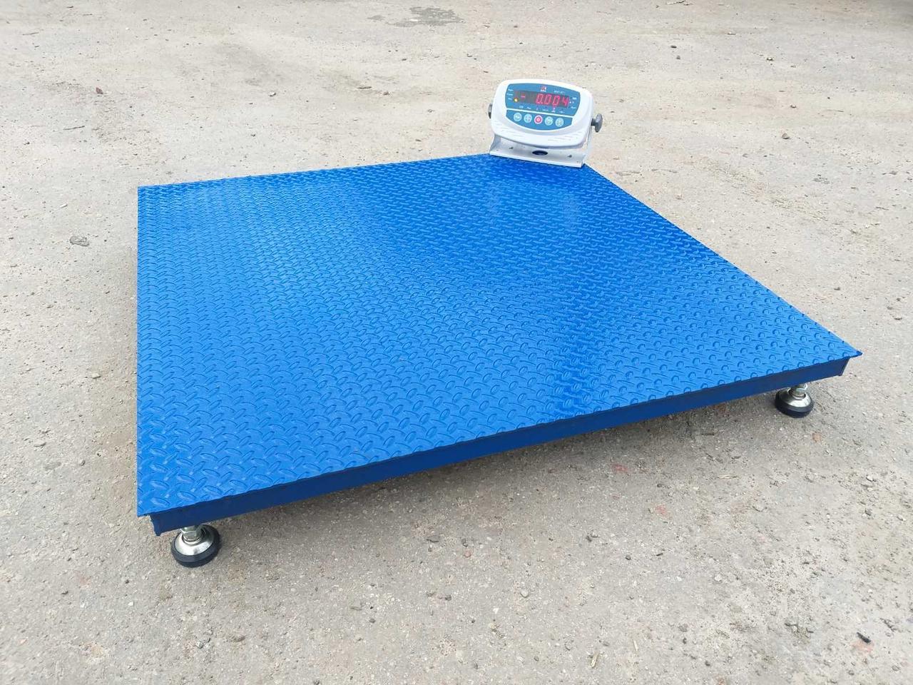 Платформенные весы серия «Премиум» 1 250×1 500 мм