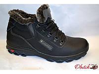 Ботинки мужские зимние Columbia кожаные C0002