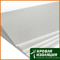 Пластик А02 белый матовый 8мм (0,25*6м)