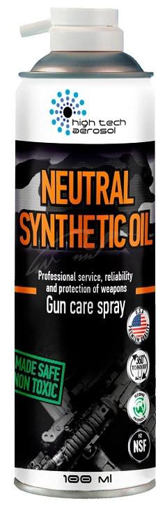 "Масло оружейное HTA ""Neutral Synthetic Oil"" (100 мл) спрей"
