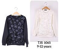 Блуза подростковая для девочек нарядная 1065.