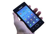 Samsung 8350 ТВ Duos на 2 сим-карты экран 4 дюйма металлический корпус