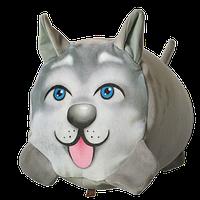 Валик подушка для детей антистрессовая, полистерольные шарики, размер 20*35 см / tp - 180141