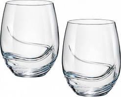 Набор стаканов высокиx Bohemia Turbulence 500мл-2шт b23018