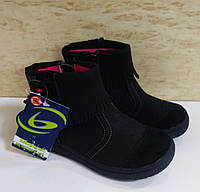 Детские черные ботинки Beppi , размер 25