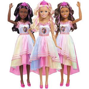 Великі Барбі Barbie