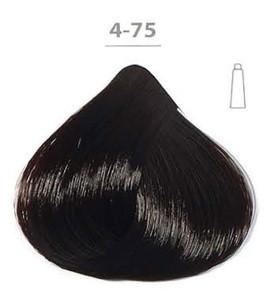 Стойкая крем-краска DUCASTEL Subtil Creme 4-75 шатен коричнеый красное дерево, 60 мл