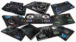 DJ контролери та комплекти