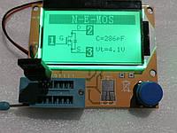 Тестер для проверки параметров радиодеталей.