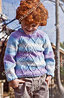 Нитки Alize Baby Wool Batik 3566