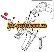 Палец крепления г/цилиндра ковша к тягам JSV0377 для JCB JS330