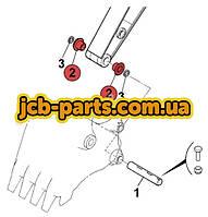 Втулка в рукоять (грибок) JSV0350 для JCB JS330