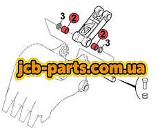 Втулка в тягу ковша (трапецию) JSV0349 для JCB JS330
