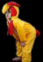 Детский кигуруми Петушок для мальчика